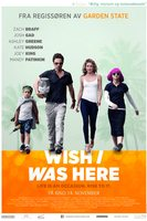 Wish I Was Here poster - plakat