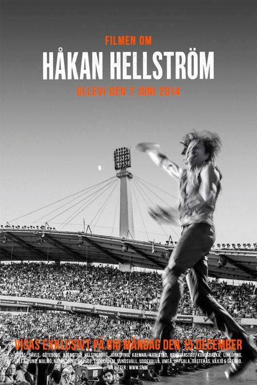 Håkan Hellstrøm - plakat
