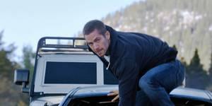 Paul Walker i Fast & Furious 7