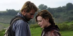 Matthias Schoenaerts og Carey Mulligan i Far from the Madding Crowd