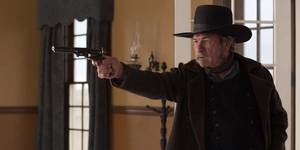 Tommy Lee Jones i The Homesman
