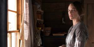 Hilary Swank i The Homesman