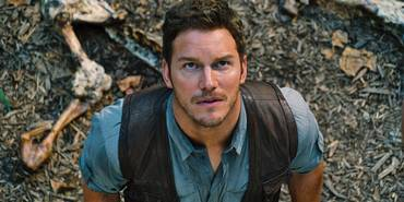 Chris Pratt i Jurassic World