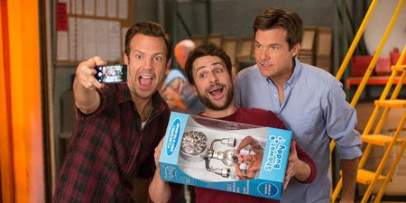 Charlie Day, Jason Sudeikis og Jason Bateman i Horrible Bosses 2
