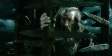Ian McKellen i Hobbiten: Femhærerslaget