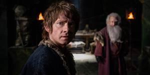 Martin Freeman i Hobbiten: Femhærerslaget