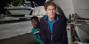 Kevin Hart og Will Ferrell i Get Hard