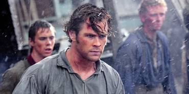 Chris Hemsworth i In the Heart of the Sea