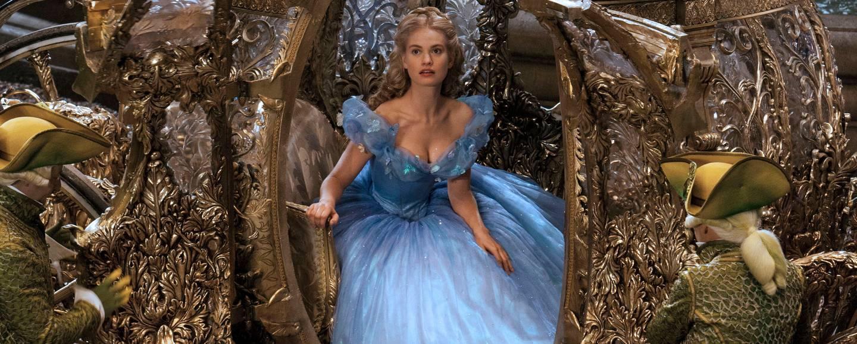 d5c89bbbb Eventyret om Askepott (Cinderella) - 2015 - Filmweb