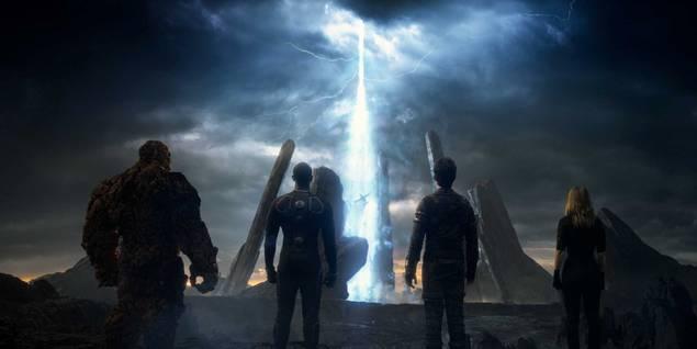 Fra traileren til The Fantastic Four