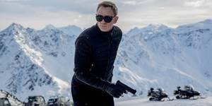 Daniel Craig i Bond-filmen Spectre