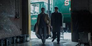 Abel Morales og Andrew Walsh i A Most Violent Year