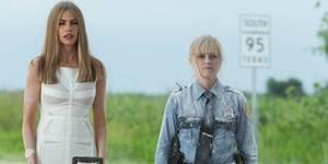 Sofía Vergara og Reese Witherspoon i Hot Pursuit