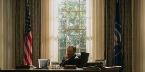 Kevin Spacey i House of Cards - sesong 3