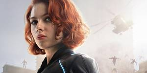 Black Widow fra The Avengers: Age of Ultron