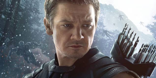 Hawkeye fra The Avengers: Age of Ultron