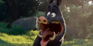 Villsvin i Asterix: Byplanleggeren