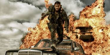 Tom Hardy i Mad Max: Fury Road
