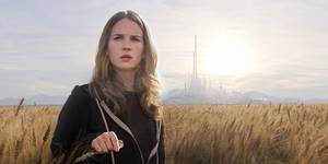 Britt Robertson i Tomorrowland