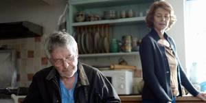 Tom Courtenay og Charlotte Rampling i 45 år