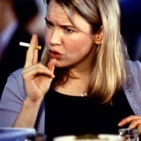 Renee Zellwegger i Bridget Jones' dagbok