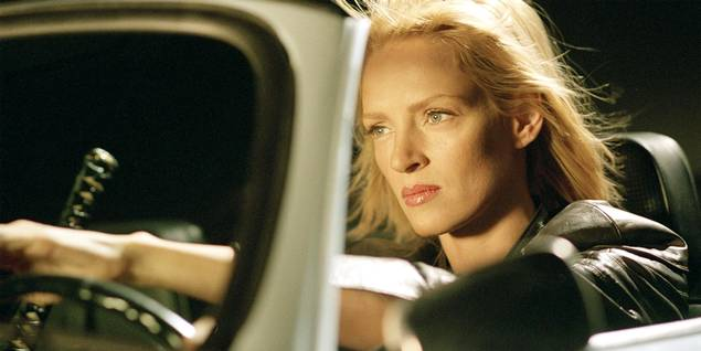 Uma Thurman i Kill Bill Volume 2
