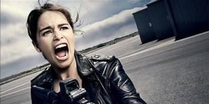 Emilia Clarke i Terminator Genisys