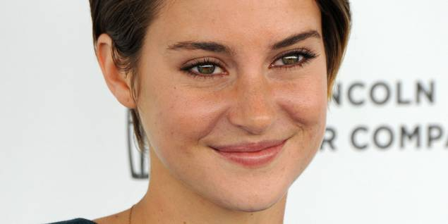 Shailene Woodley på the 2014 Film Independent Spirit Awards