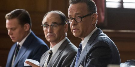 Tom Hanks i Bridges of Spies