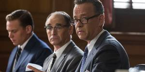 Tom Hanks i Bridges of Spies