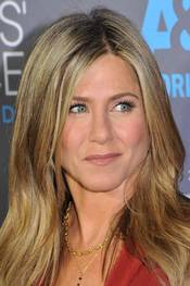 Jennifer Aniston på the 20th Annual Critics' Choice Movie Awards