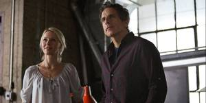 Naomi Watts og Ben Stiller i While We're Young