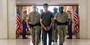 Tom Cruise i Mission: Impossible - Rogue Nation