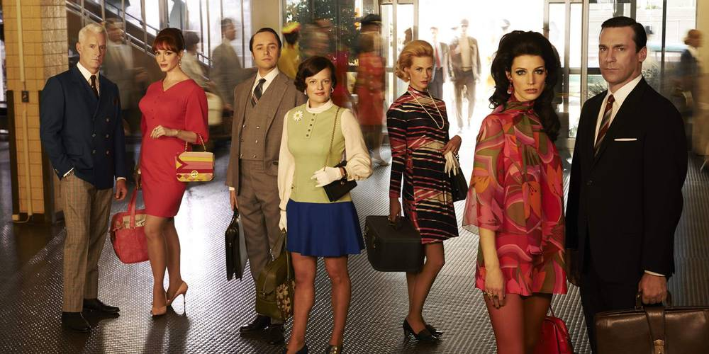 mad men representations Mad men, mad world: sex, politics in the introduction, the editors explore the show's popularity its controversial representations of race, class.