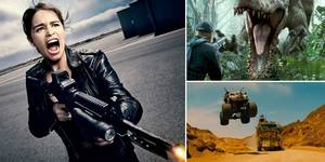 Sommerens storfilmer 2015: Terminator Genisys, Jurassic World og Mad Max: Fury Road