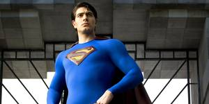Brandon Routh i Superman Returns fra 2006