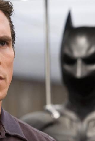 Christian Bale i Batman Begins