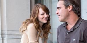 Emma Stone og Joaquin Phoenix i Irrational Man