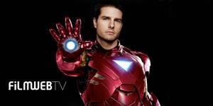 Tom Cruise som Iron Man