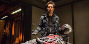 Paul Rudd i Ant-Man