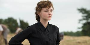 Carey Mulligan i Far from the Madding Crowd