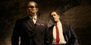 Tom Hardy x2 i Legend