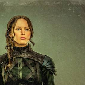 Jennifer Lawrence i The Hunger Games: Mockingjay Part 2