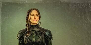 Jennifer Lawrence i The Hunger Games: Mockingjay Part 2