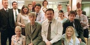 Britiske The Office