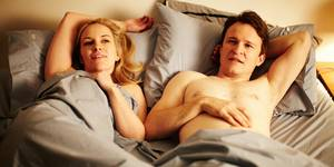 Kate Mulvany og Damon Herriman i The Little Death