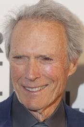 Clint Eastwood på Tribeca-festivalen i 2013