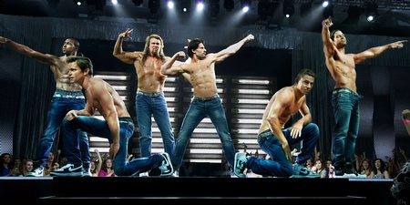 Joe Manganiello og Channing Tatum i Magic Mike XXL