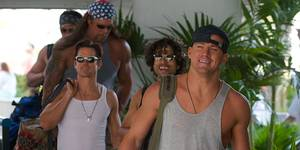 Channing Tatum i Magic Mike XXL