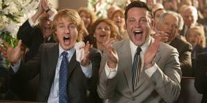 Owen Wilson og Vince Vaughn i Wedding Crashers